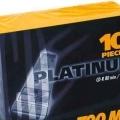 CD Platinum 80 Min 700MB 52x Slim Case